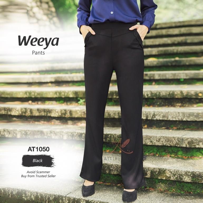 Weeya Pants AT1050 (Black)