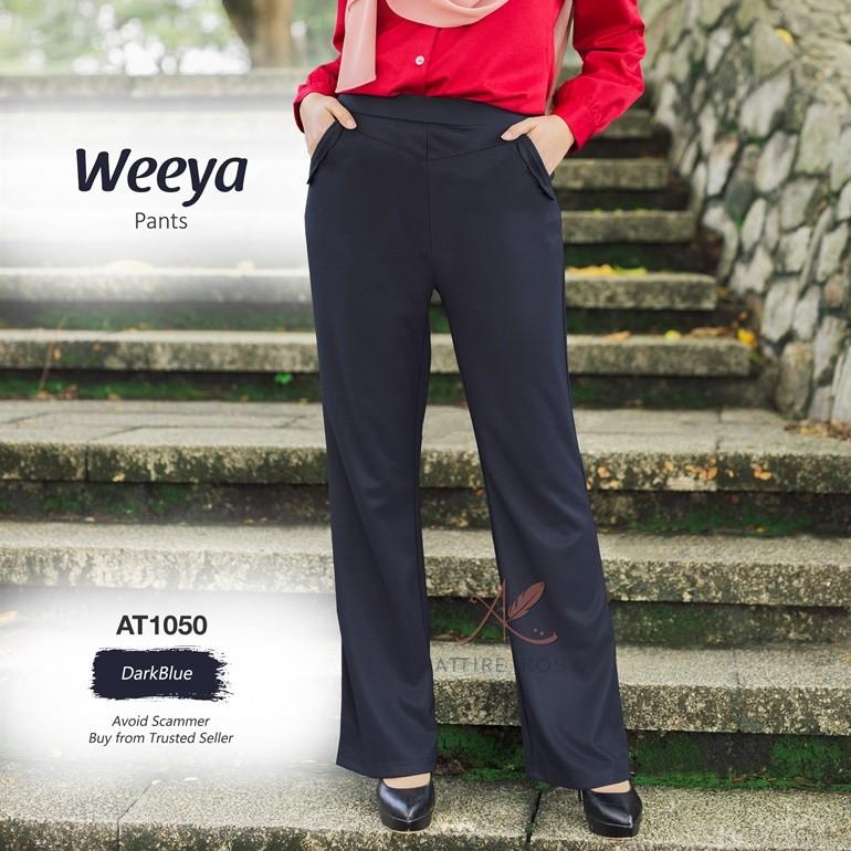 Weeya Pants AT1050 (DarkBlue)