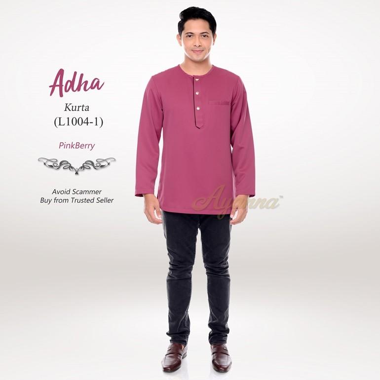 Adha Kurta L1004-1 (PinkBerry)