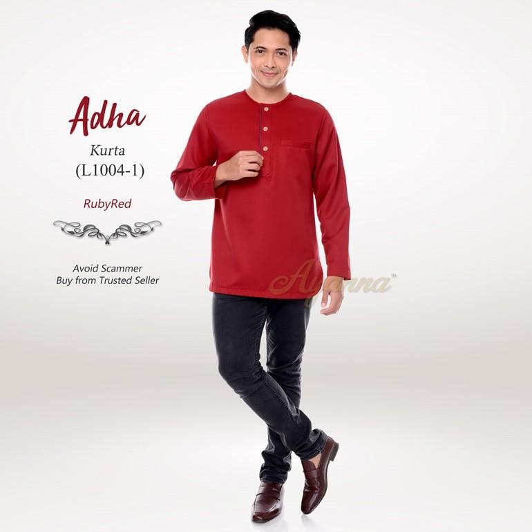 Adha Kurta L1004-1 (RubyRed)