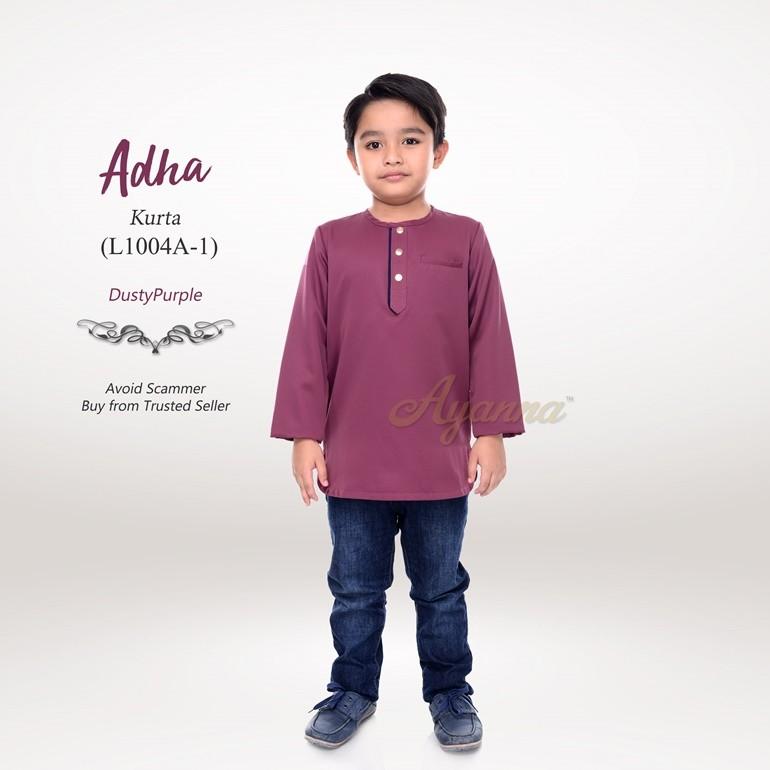 Adha Kurta L1004A-1 (DustyPurple)