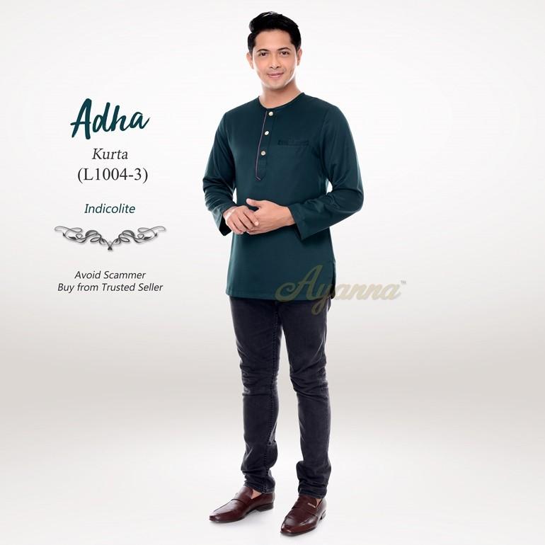 Adha Kurta L1004-3 (Indicolite)