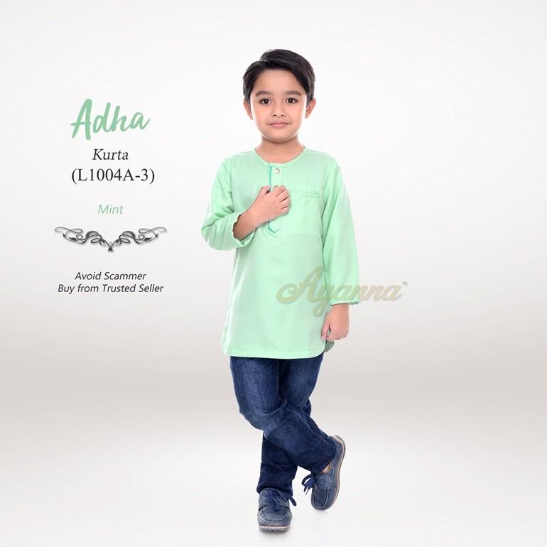 Adha Kurta L1004A-3 (Mint)