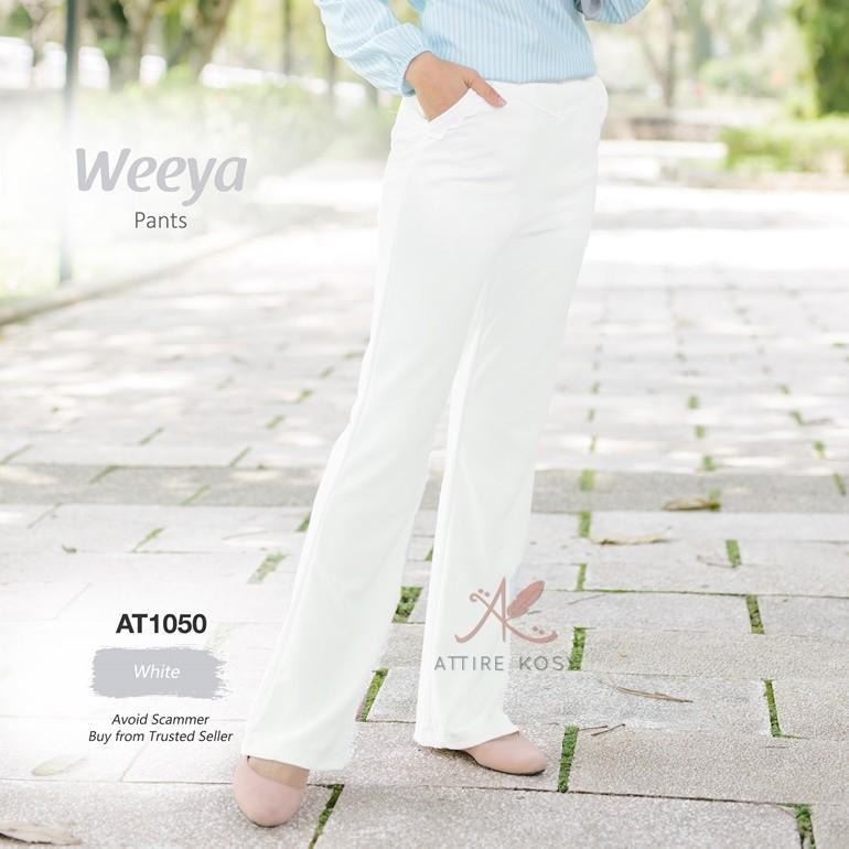 Weeya Pants AT1050 (White)