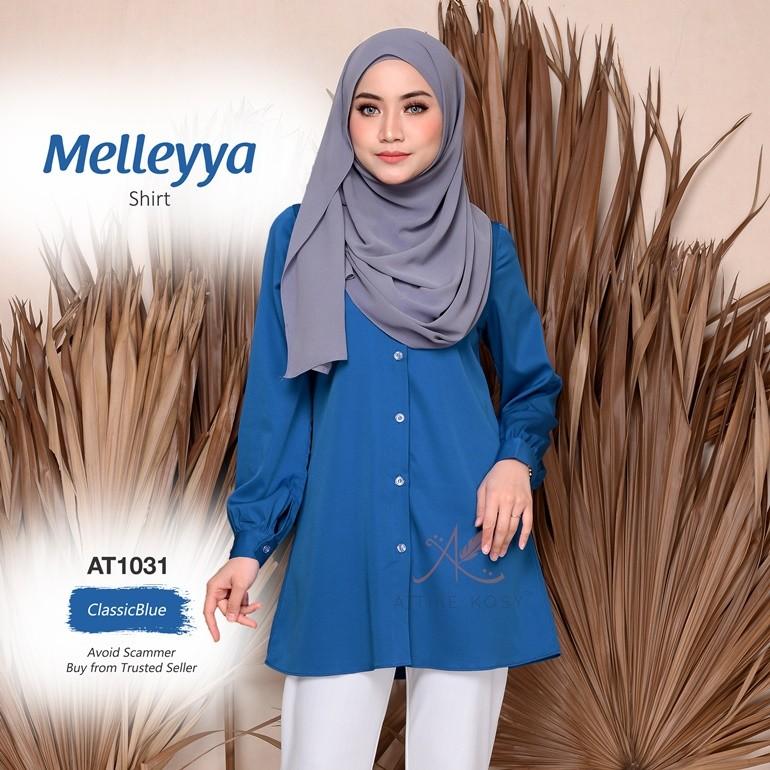 Melleyya Shirt AT1031 (ClassicBlue)