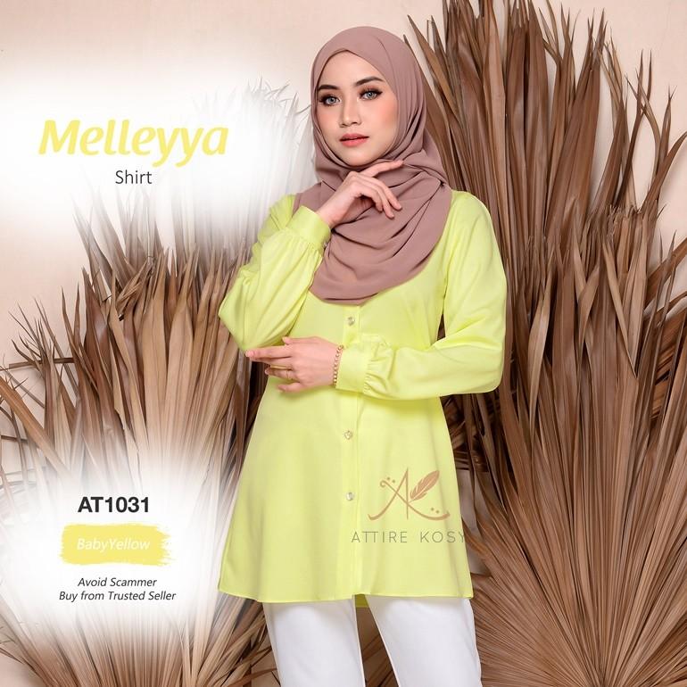 Melleyya Shirt AT1031 (BabyYellow)
