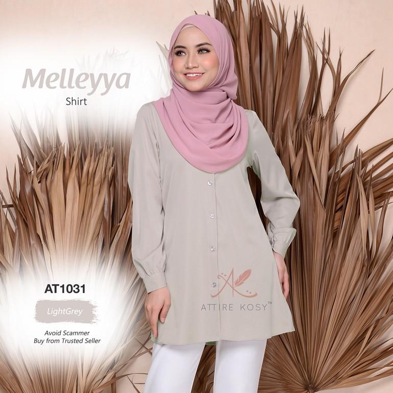 Melleyya Shirt AT1031 (LightGrey)