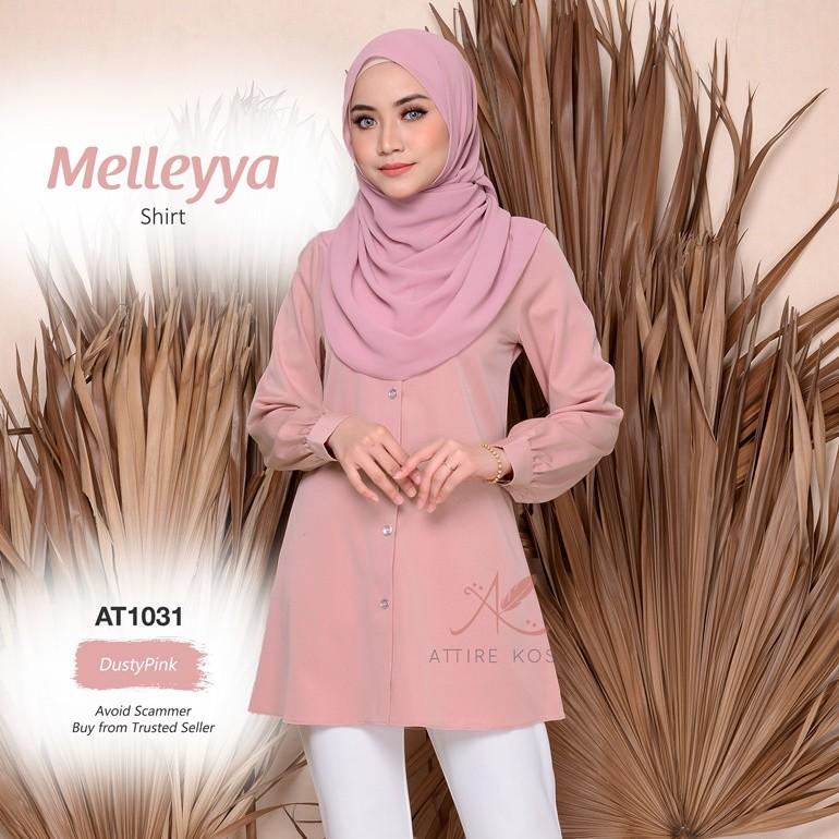Melleyya Shirt AT1031 (DustyPink)