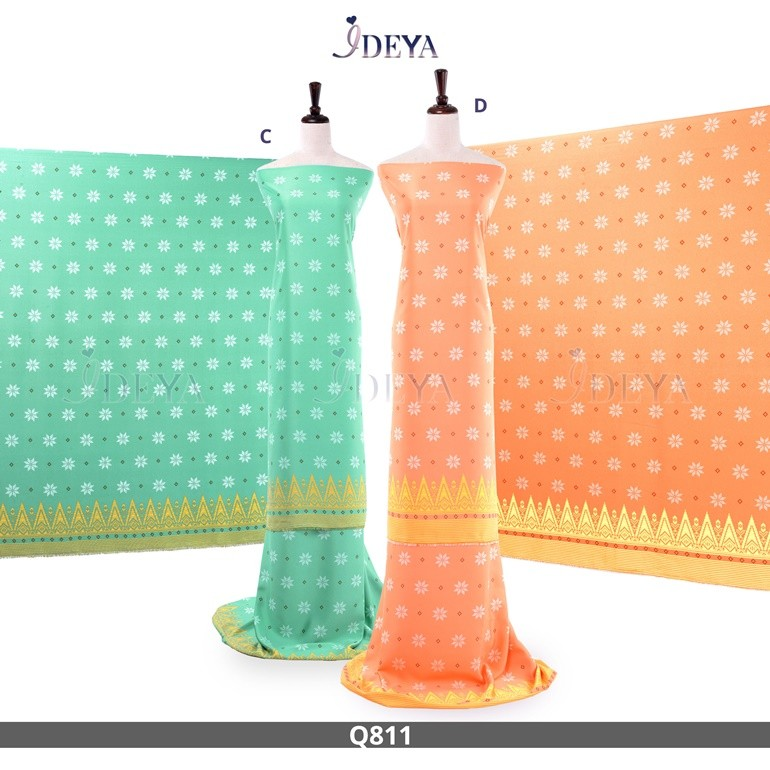 Qeesha Silk Q811 (4Meter)