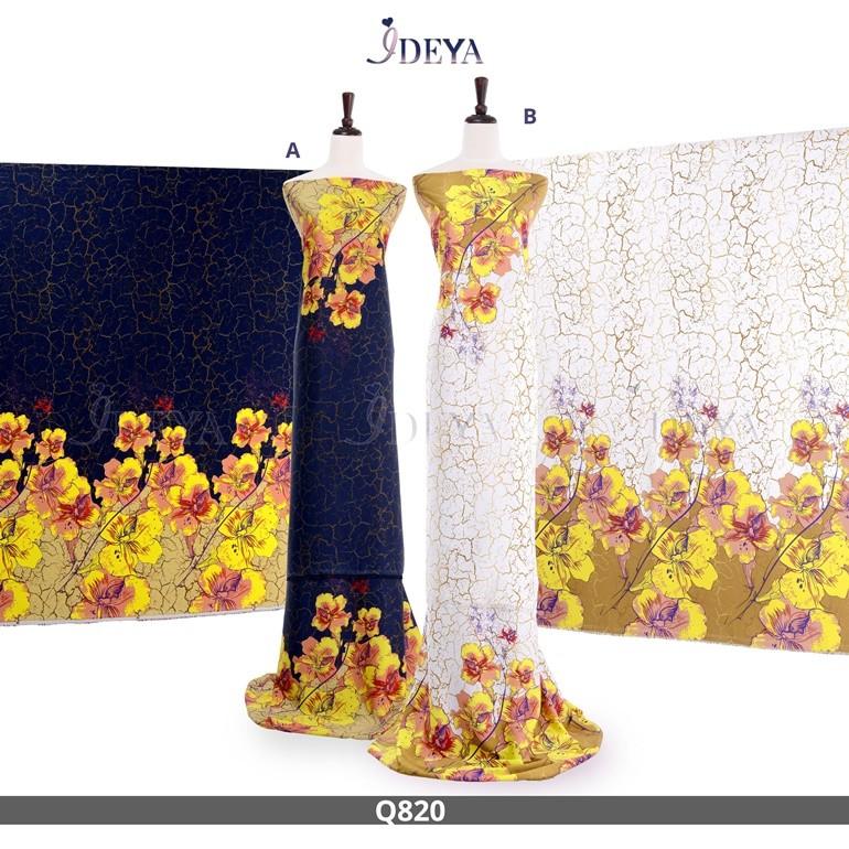 Qeesha Silk Q820 (4Meter)