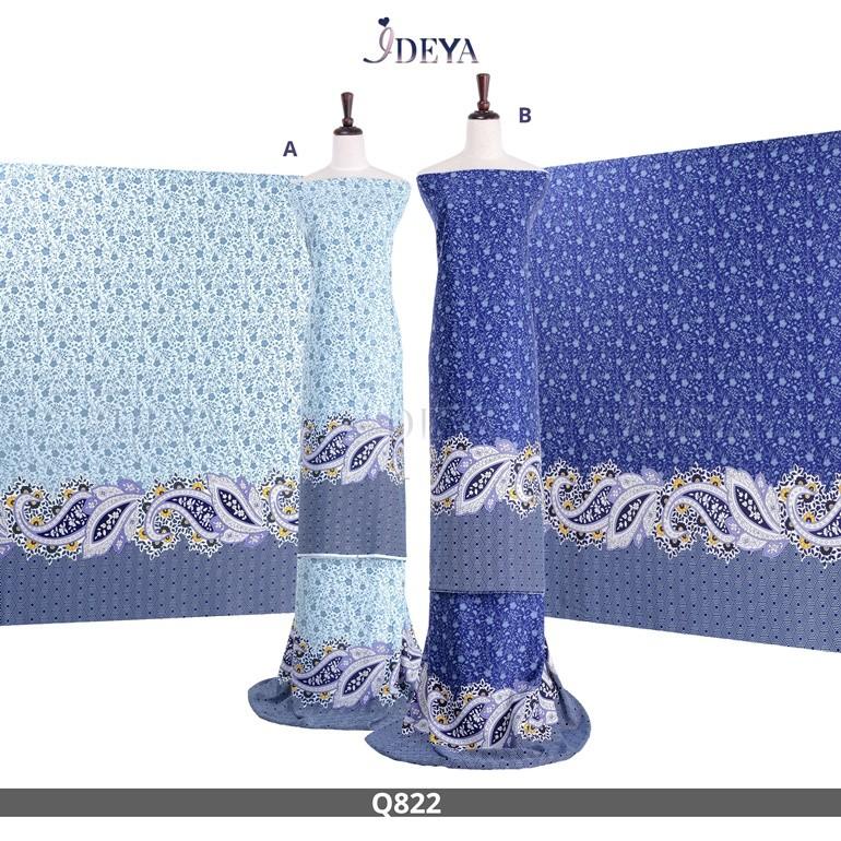 Qeesha Silk Q822 (4Meter)