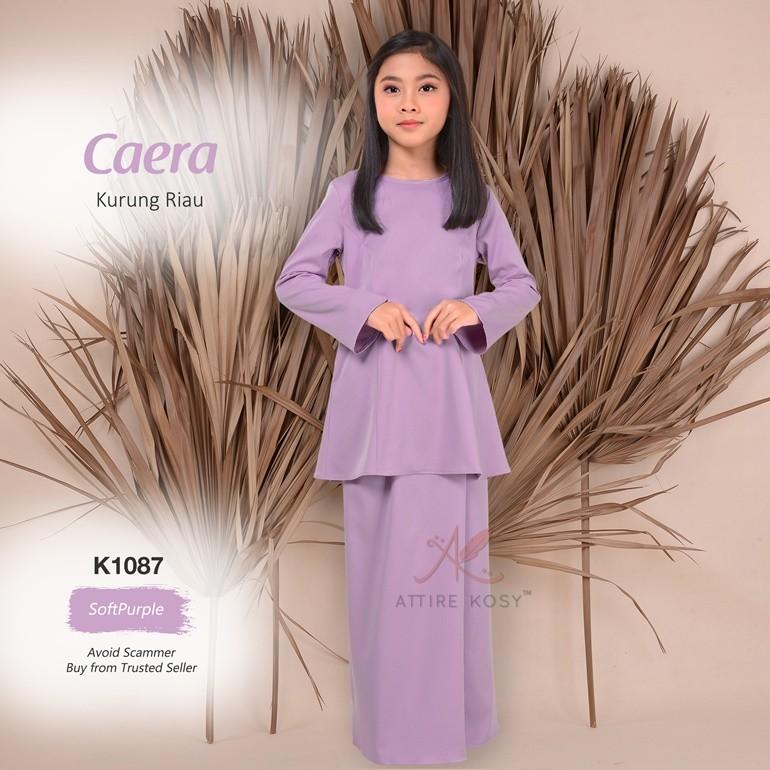 Caera Kurung Riau K1087 (SoftPurple)