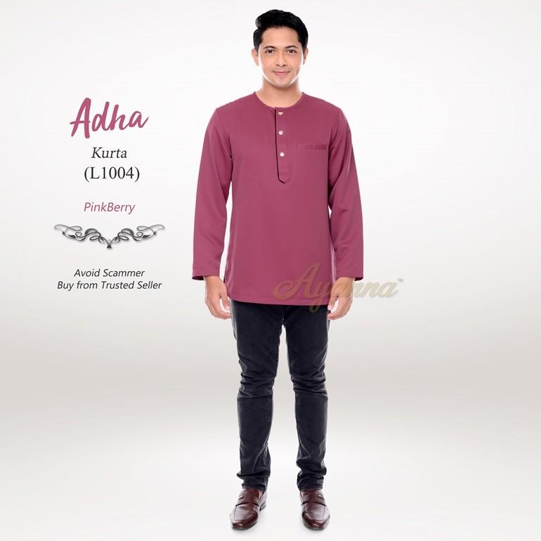 Adha Kurta L1004 (PinkBerry)