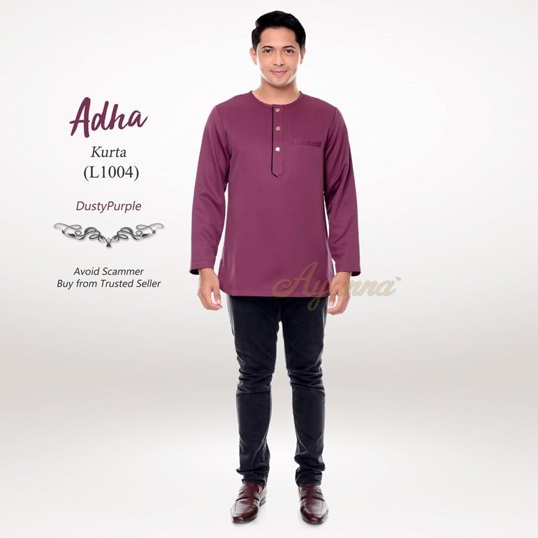 Adha Kurta L1004 (DustyPurple)