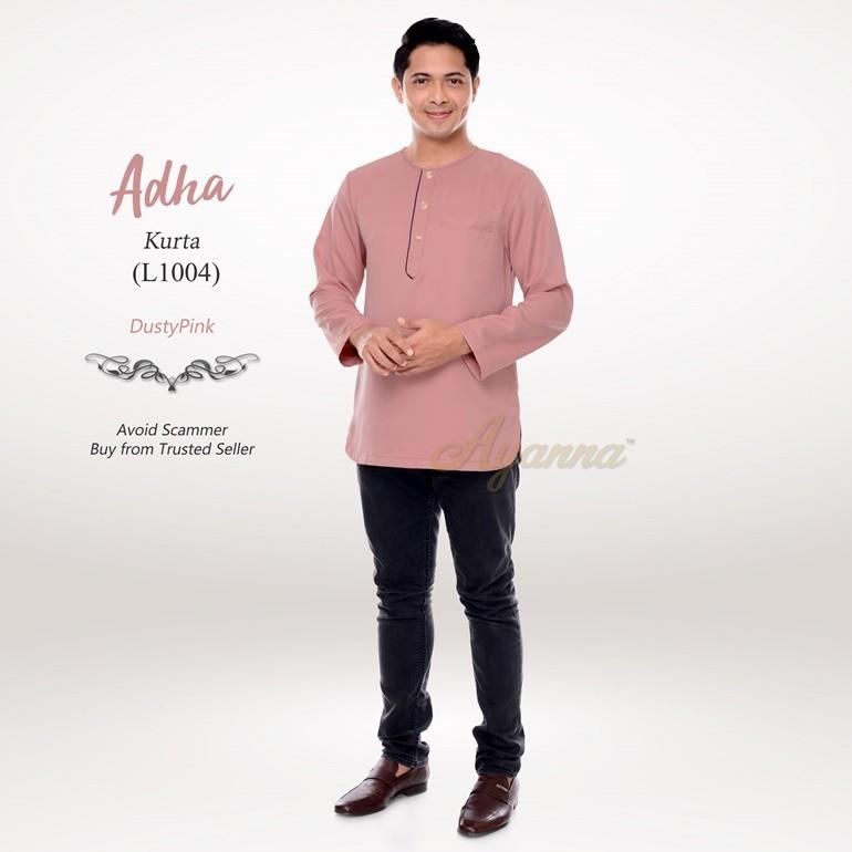 Adha Kurta L1004 (DustyPink)