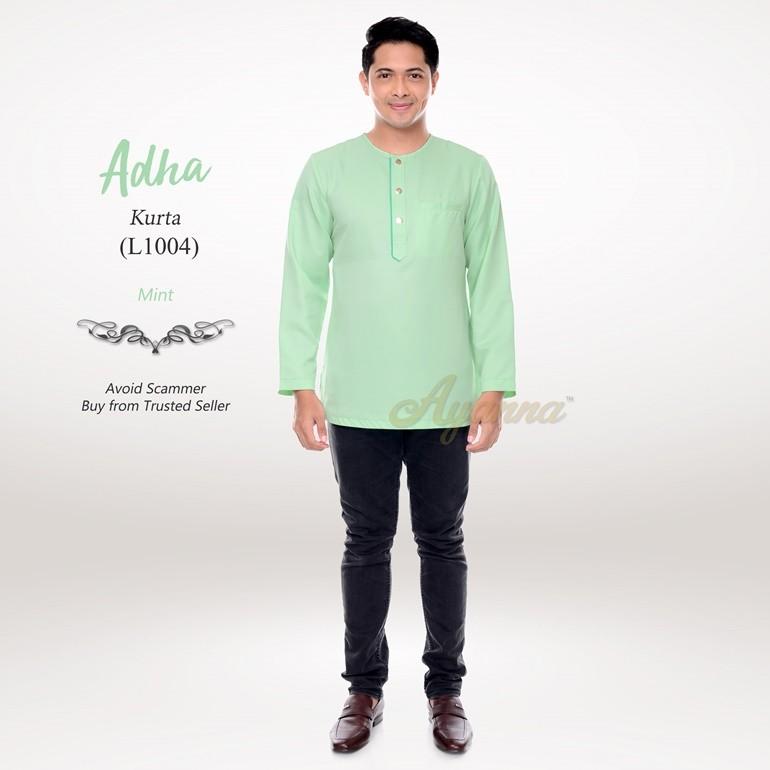 Adha Kurta L1004 (Mint)