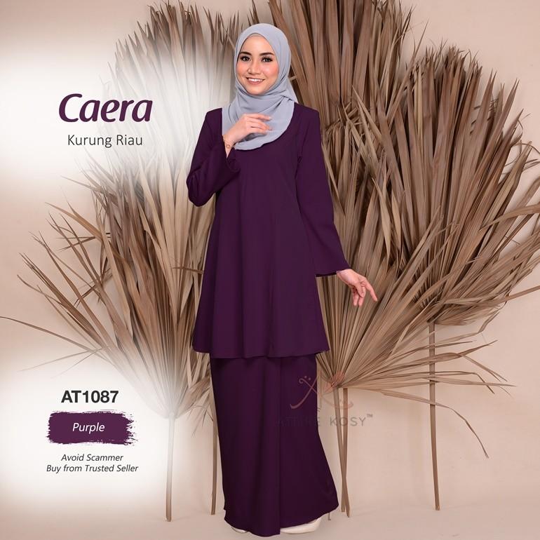 Caera Kurung Riau AT1087 (Purple)