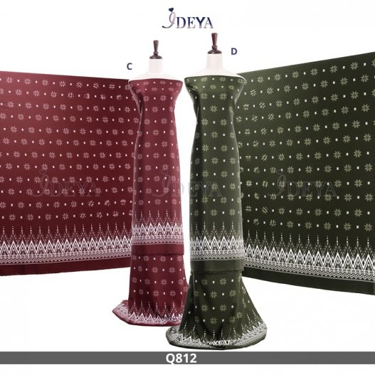 Qeesha Silk Q812
