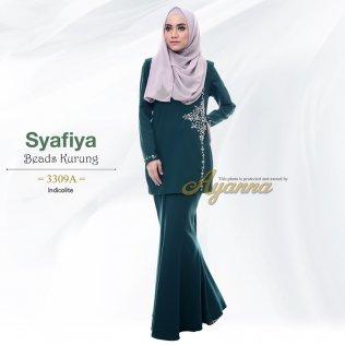 Syafiya Beads Kurung 3309A (Indicolite)