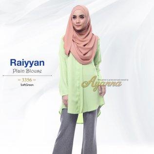 Raiyyan Plain Blouse 3356 (SoftGreen)