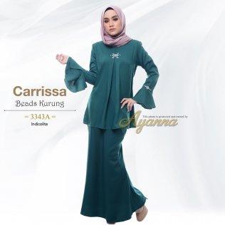 Carrissa Beads Kurung 3343A (Indicolite)