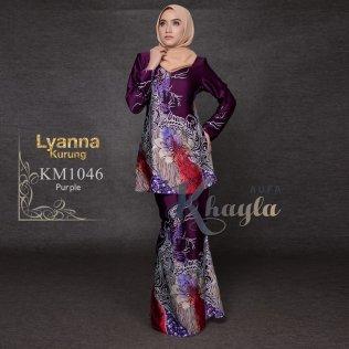 Lyanna Kurung KM1046 (Purple)