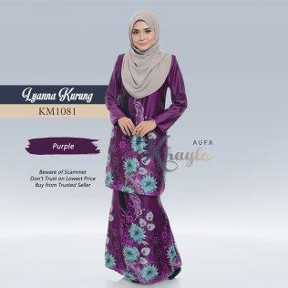 Lyanna Kurung KM1081 (Purple)