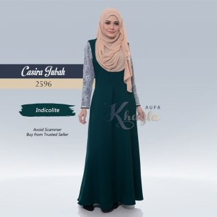 Casira Jubah 2596 (Indicolite)