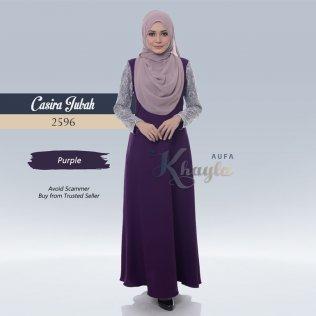 Casira Jubah 2596 (Purple)