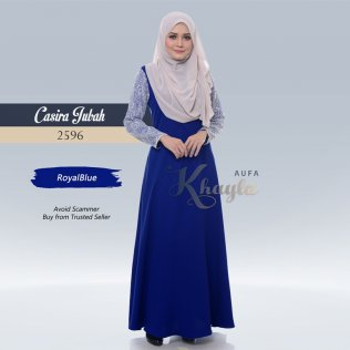 Casira Jubah 2596 (RoyalBlue)