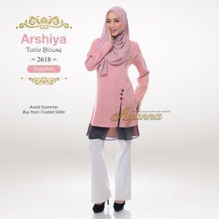 Arshiya Tunic Blouse 2618 (DustyPink)
