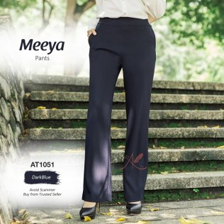 Meeya Pants AT1051 (DarkBlue)