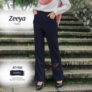 Zeeya Pants AT1052 (DarkBlue)