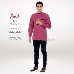 Aidil Kurta L1003-1 (PinkBerry)