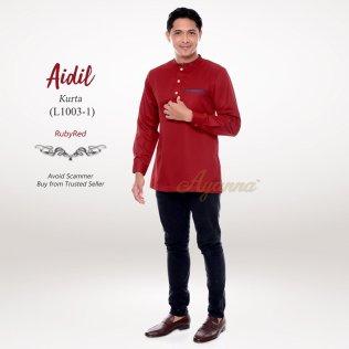 Aidil Kurta L1003-1 (RubyRed)