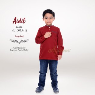 Aidil Kurta L1003A-1 (RubyRed)