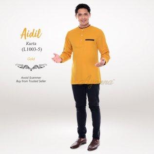 Aidil Kurta L1003-5 (Gold)