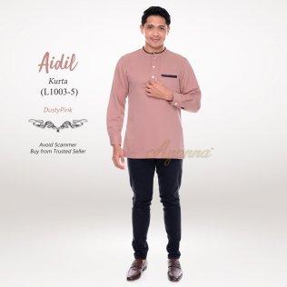 Aidil Kurta L1003-5 (DustyPink)