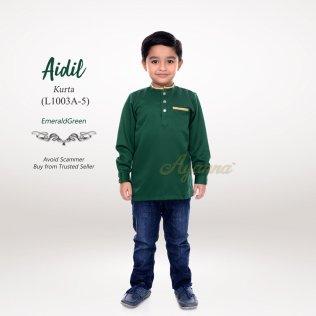 Aidil Kurta L1003A-5 (EmeraldGreen)