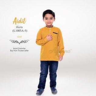 Aidil Kurta L1003A-5 (Gold)