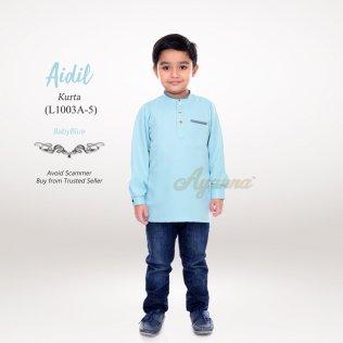 Aidil Kurta L1003A-5 (BabyBlue)