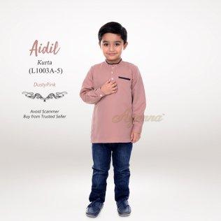 Aidil Kurta L1003A-5 (DustyPink)