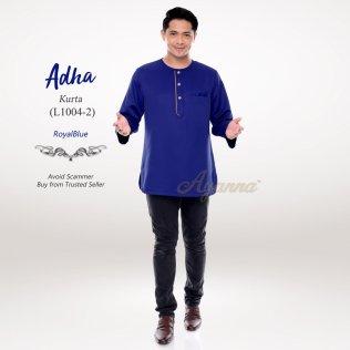 Adha Kurta L1004-2 (RoyalBlue)