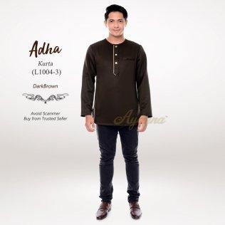Adha Kurta L1004-3 (DarkBrown)