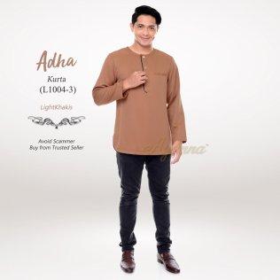 Adha Kurta L1004-3 (LightKhakis)