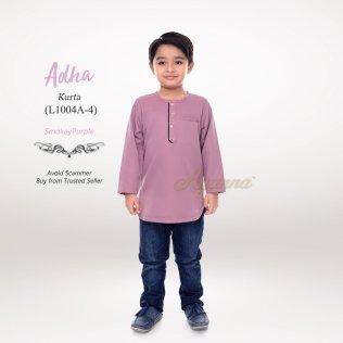 Adha Kurta L1004A-4 (SmokeyPurple)