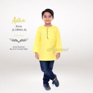 Adha Kurta L1004A-4 (SoftYellow)