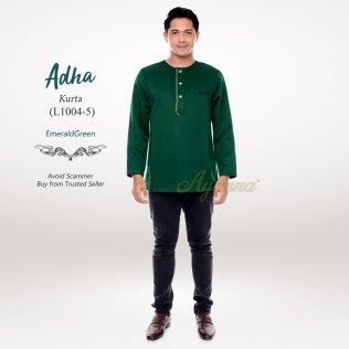 Adha Kurta L1004-5 (EmeraldGreen)