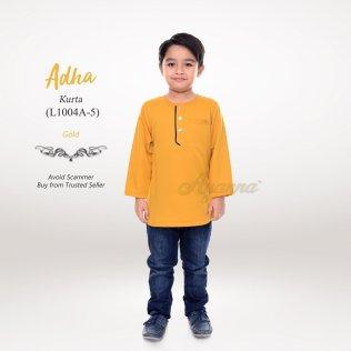 Adha Kurta L1004A-5 (Gold)