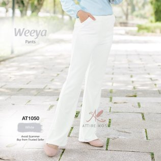 Weeya Pants AT1050 (White)